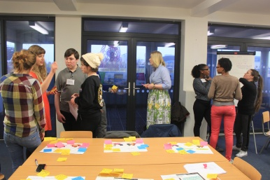Photo: Co-design Workshop by Emily Tulloh / CC BY 2.0 / https://flic.kr/ps/317GTx